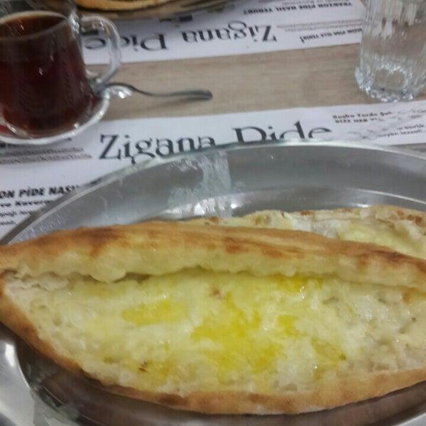 Das Foto wurde bei Zigana Pide von Kerim A. am 8/16/2015 aufgenommen