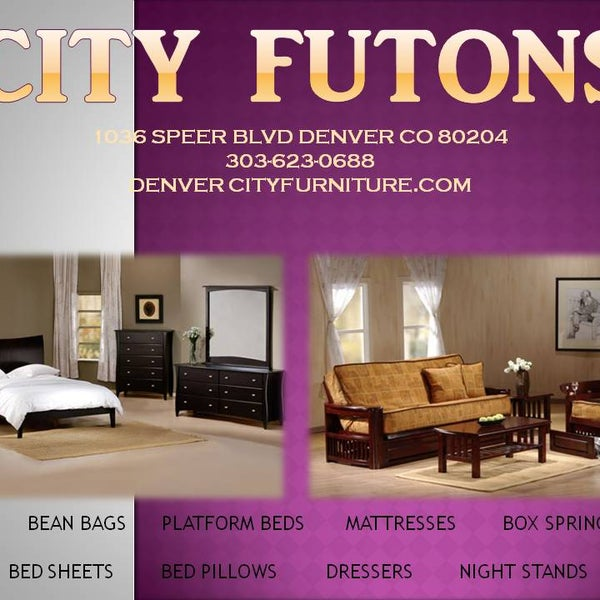 city furniture city futons   civic center   2 tips from 10 visitors  rh   foursquare