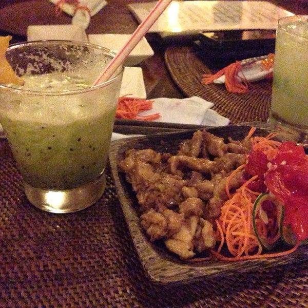 Foto tirada no(a) Restaurante Tigre Asiático por Tarcila L. em 3/29/2014