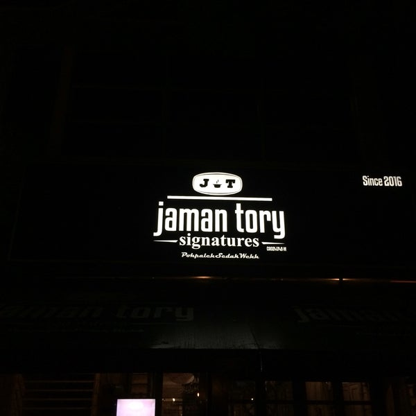 Photo taken at Jaman Tory Resepi by Izudin_ez  on 3/4/2017
