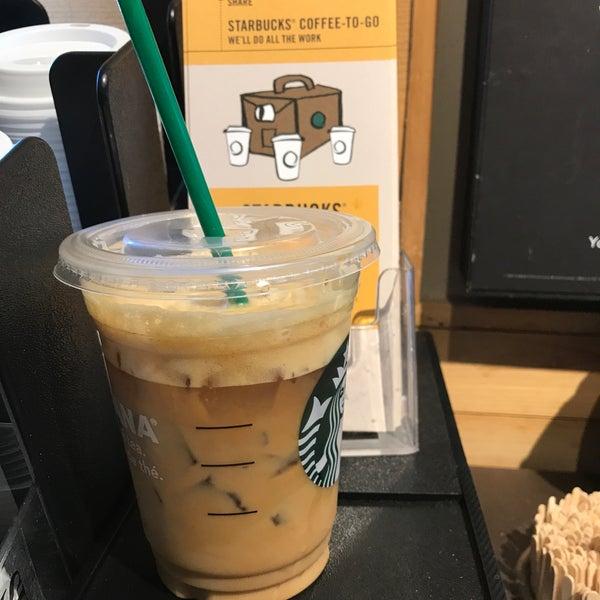 Photo taken at Starbucks by Kael R. on 4/24/2017