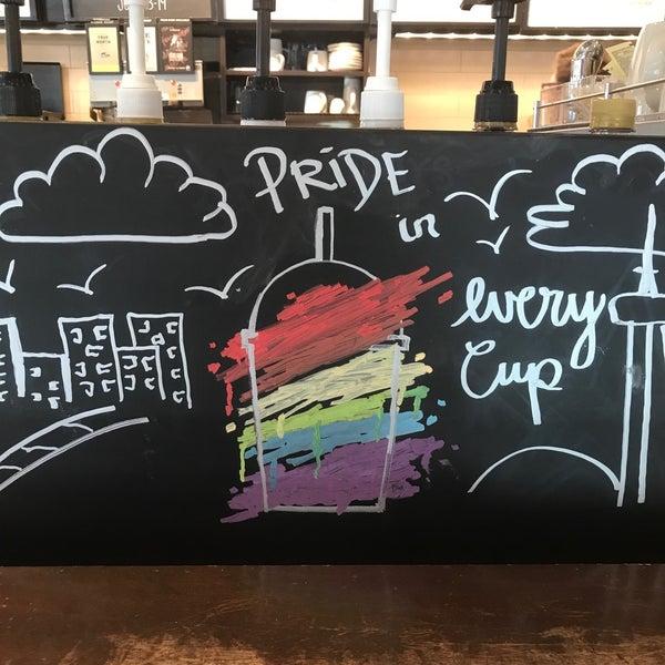 Photo taken at Starbucks by Kael R. on 6/16/2017