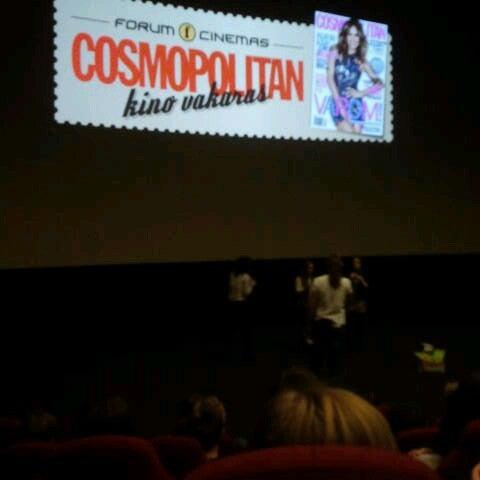 Foto scattata a Forum Cinemas Akropolis da Tomas A. il 11/20/2013