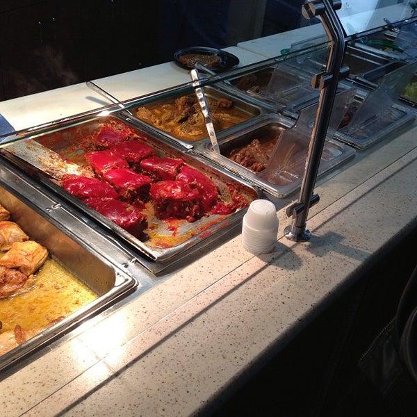 Photo taken at Nana's Soul Food Kitchen by David W. on 3/6/2013