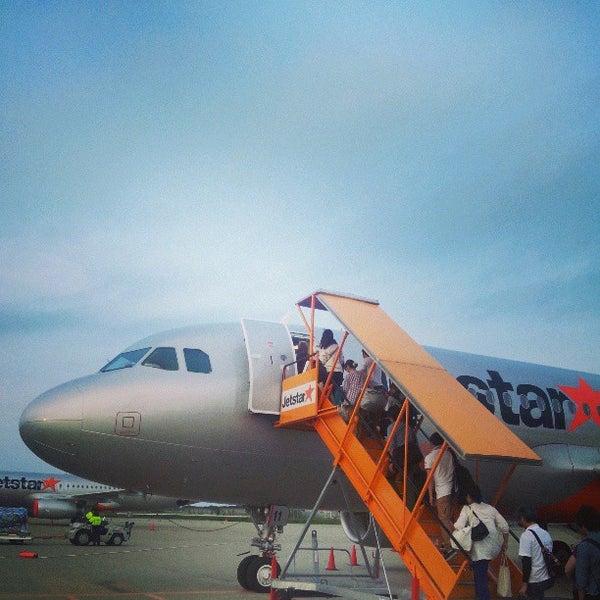 Photo taken at Narita International Airport (NRT) by リク on 5/26/2013