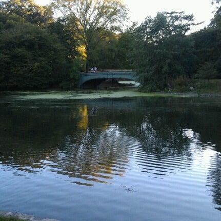 Photo taken at Prospect Park Boathouse & Audubon Center by Sean F. on 9/23/2012