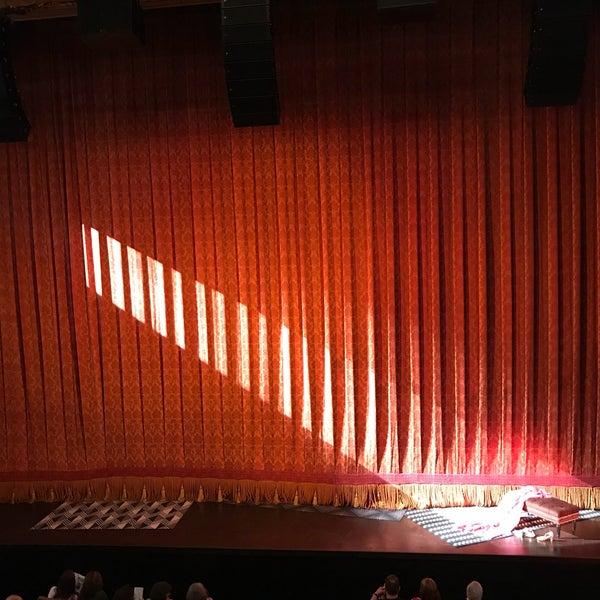Photo taken at St. James Theatre by Sas M. on 6/16/2017