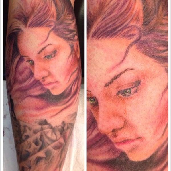 The missing piece tattoo tattoo parlor in spokane for Best tattoo artists in spokane