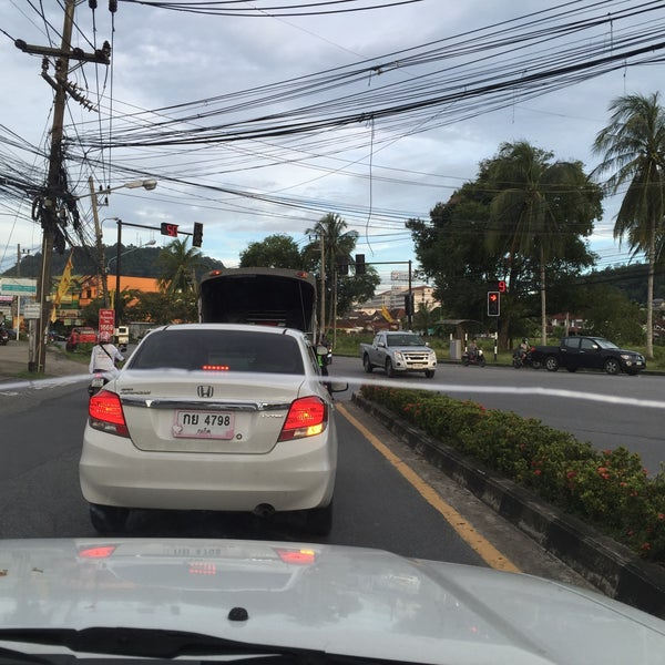 Photo taken at Lotus Intersection by Thanapon C. on 10/1/2015