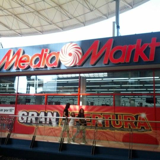 media markt electronics store in gandia. Black Bedroom Furniture Sets. Home Design Ideas