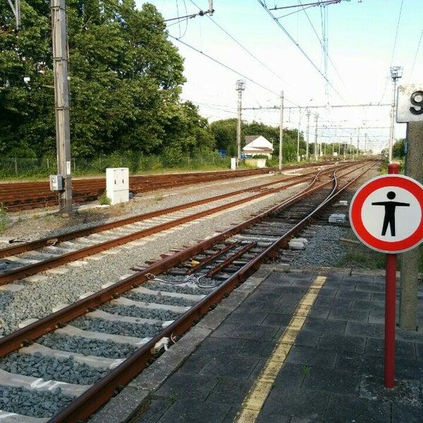 Photo taken at Station Blankenberge by lamazone on 6/25/2016