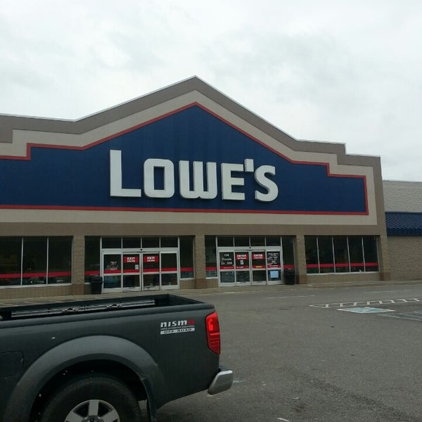 Lowe 39 S Home Improvement 294 County Road 120 South