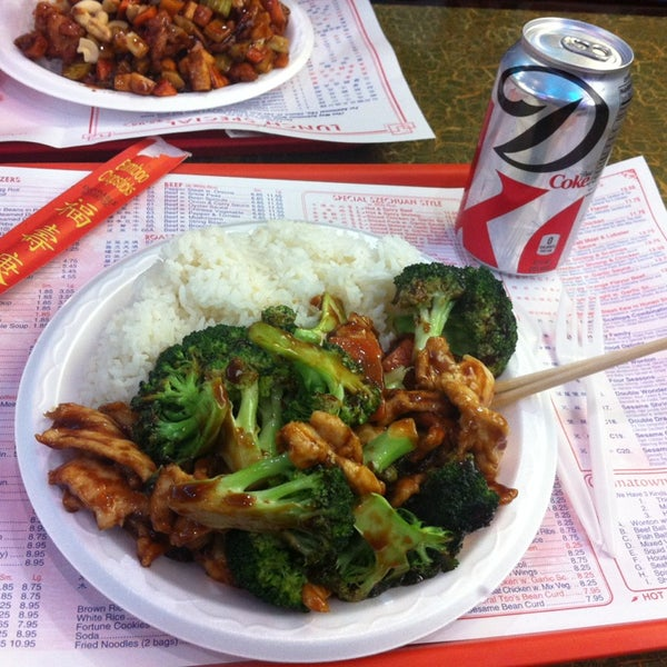 Chinese Food 10024: Beijing Wok (Now Closed)
