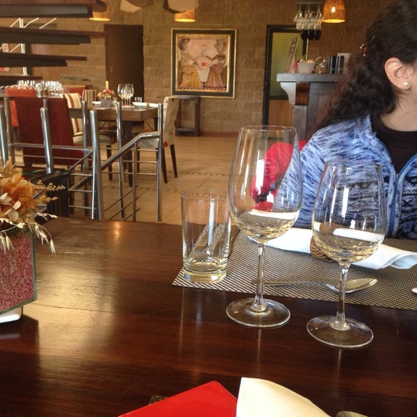 Photo taken at Dominio del Plata Winery by Ana G. on 6/4/2014