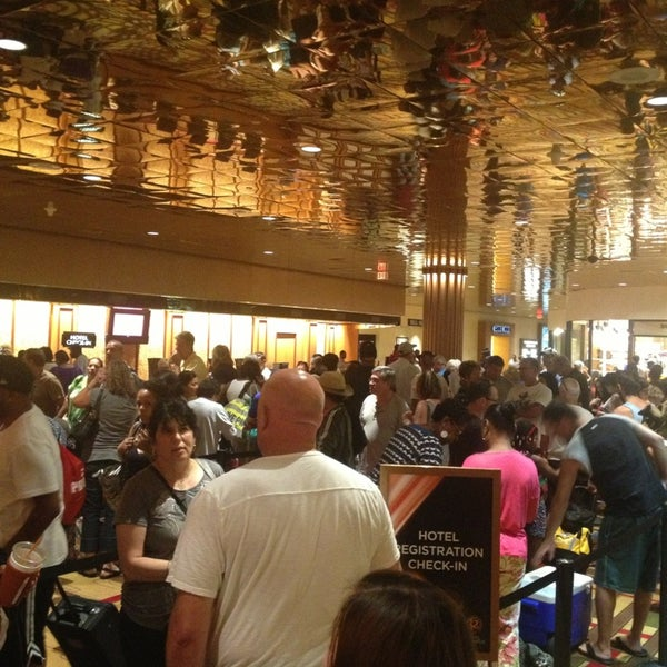 Photo taken at Bally's Casino & Hotel by David D. on 7/21/2013