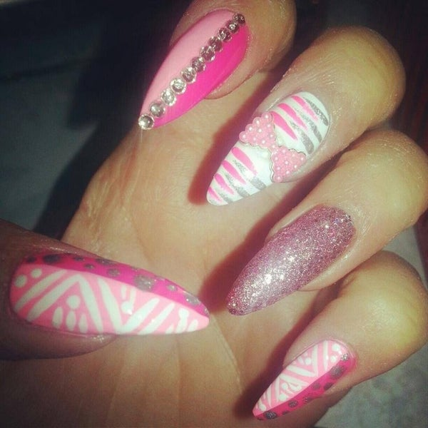 Photos at LV Nails Spa - Independence Heights - 3 tips