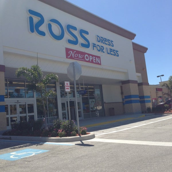 Clothing store ross
