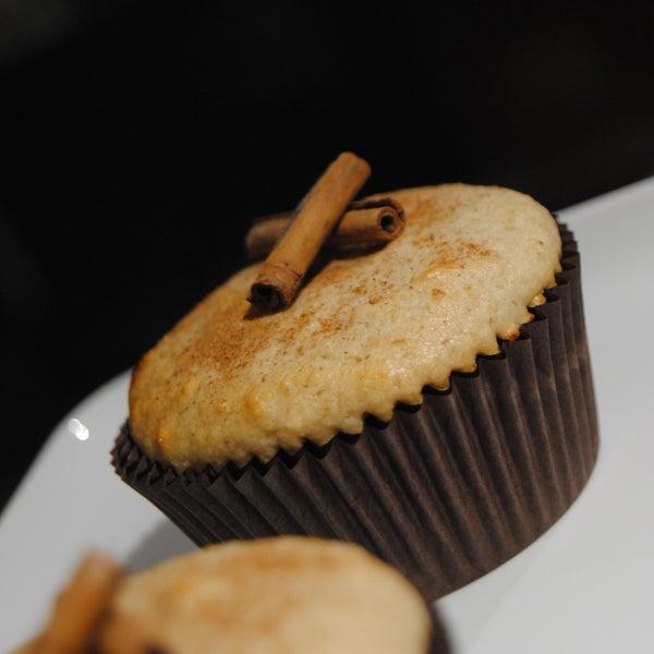 Sahlepli Muffin yapmışlar hemde sıfır şeker.