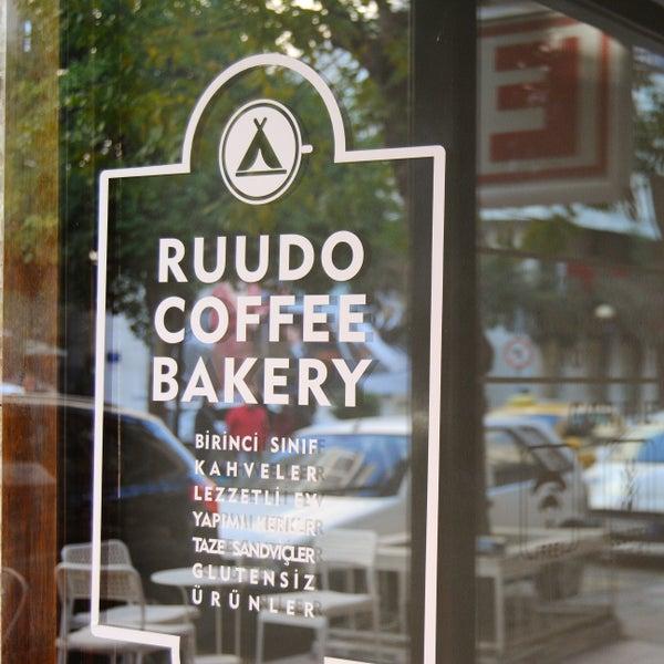12/15/2016 tarihinde Kaan Ö.ziyaretçi tarafından Ruudo Coffee & Bakery'de çekilen fotoğraf