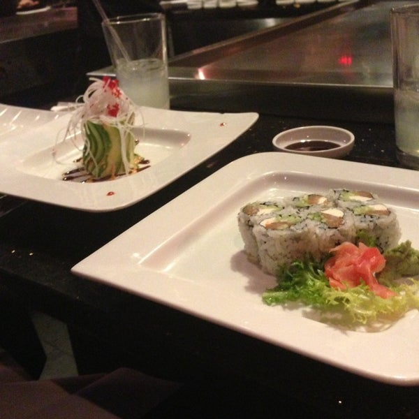 Photo taken at Kyoto Japanese Restaurant by Leah G. on 1/26/2013