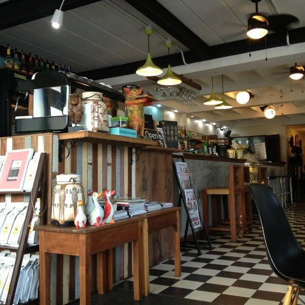 Photo taken at Pier 42 Boutique Resort by Kaye P. on 1/26/2013