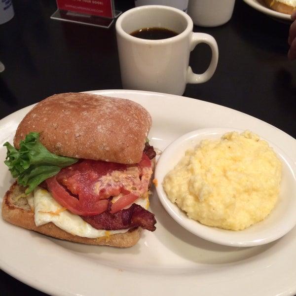 Primos Cafe Blue Plate Menu