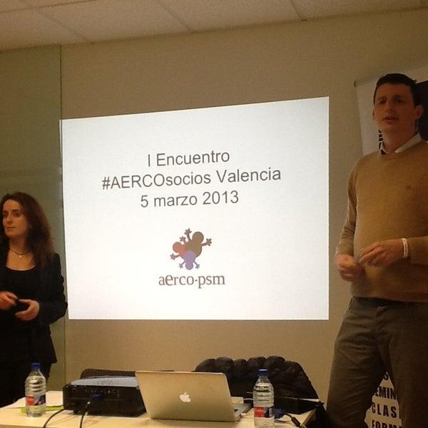 Foto tomada en IEM Business School por José Ramón S. el 3/5/2013