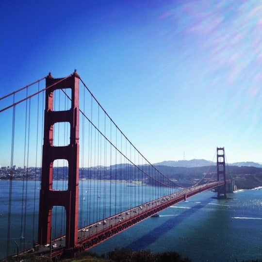 Photo taken at Vista Point by Shiori Y. on 11/3/2012