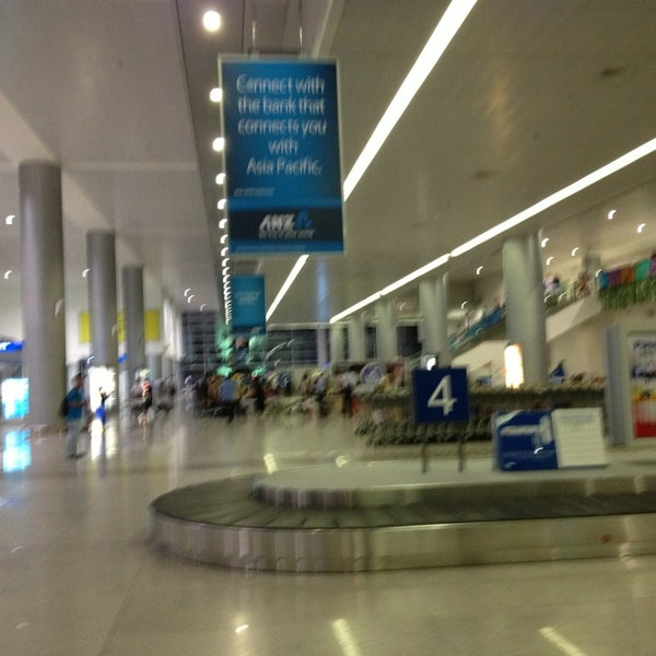 Photo taken at Tan Son Nhat International Airport (SGN) by Y N. on 6/25/2013