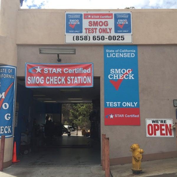 Star Station Smog Check 2 - Serra Mesa - 2 tips from 20 visitors
