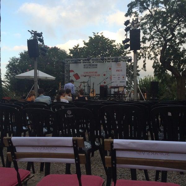 Foto tomada en Torre Bellesguard por Xavi C. el 7/28/2015