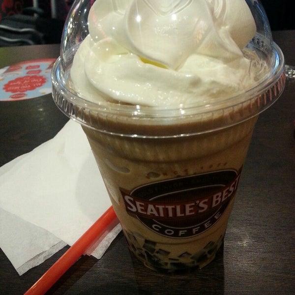 Photo taken at Seattle's Best Coffee by Louvier M. on 1/25/2015