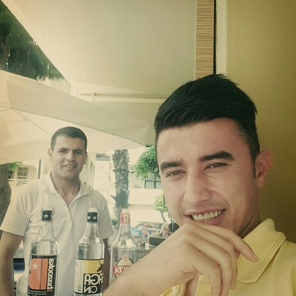 Photo taken at Güneş House Hotel by Tugay on 6/2/2015