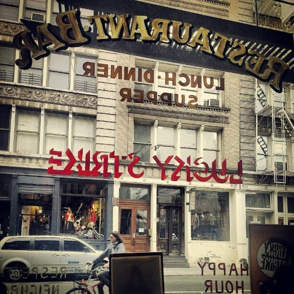 Photo taken at Lucky Strike by Erdal K. on 10/24/2012