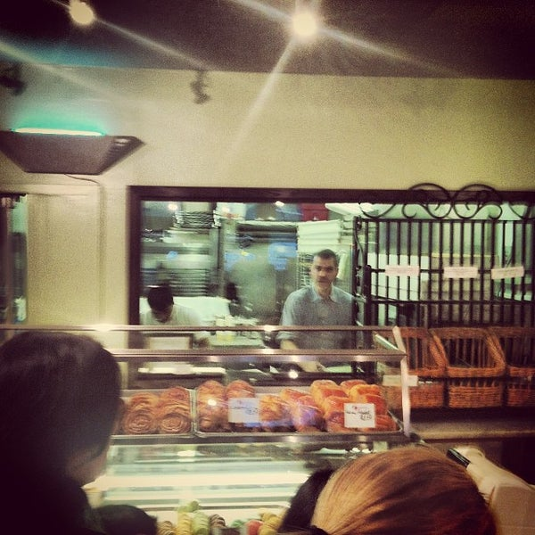 Photo taken at Almondine Bakery by Anthony D. on 12/15/2012
