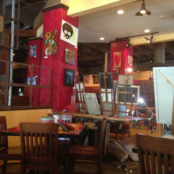 Photo taken at Café Tu Tu Tango by Pierre B. on 1/13/2013