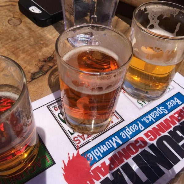 Photo taken at Lagunitas Brewing Company by Andrew D. on 6/22/2014