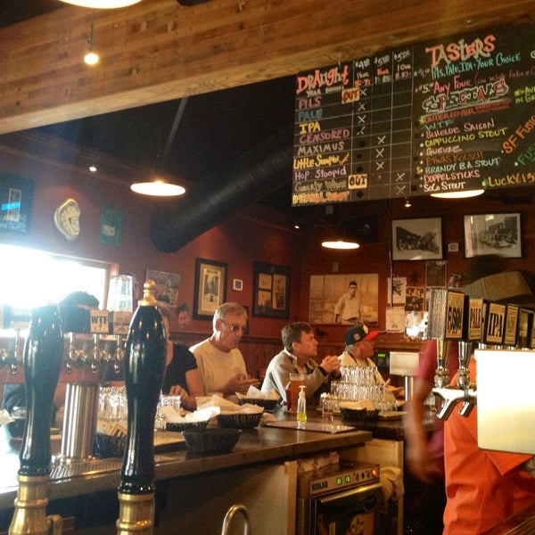 Photo taken at Lagunitas Brewing Company by Justin R. on 5/11/2013