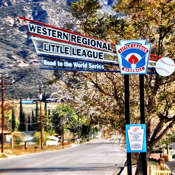 Photo taken at Little League Baseball Western Regional HQ by Gabe R. on 2/23/2014