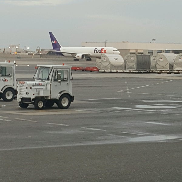 photo taken at fedex express hanger 6 jfk by phoenix on 812