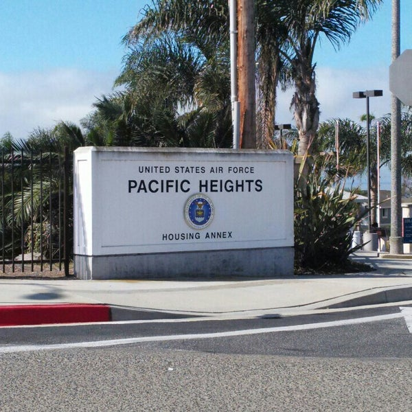 San Pedro Apartments: Pacific Heights Airforce Housing