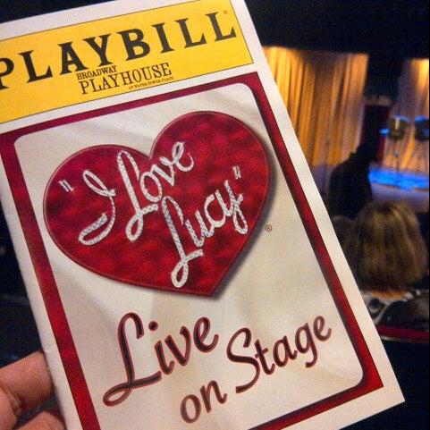 Снимок сделан в Broadway Playhouse пользователем MNathan J. 2/21/2013