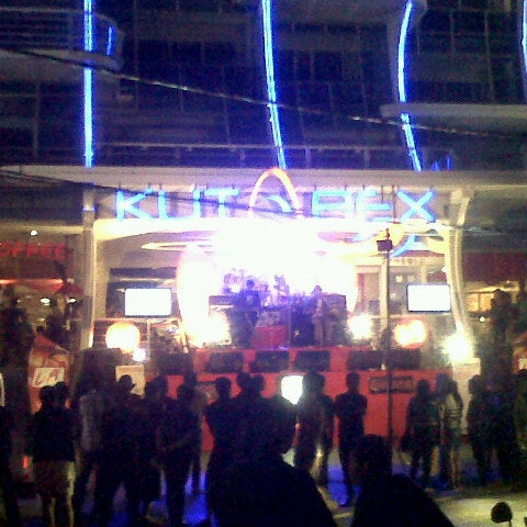 Photo taken at KutaBEX by Hennery S. on 10/28/2012