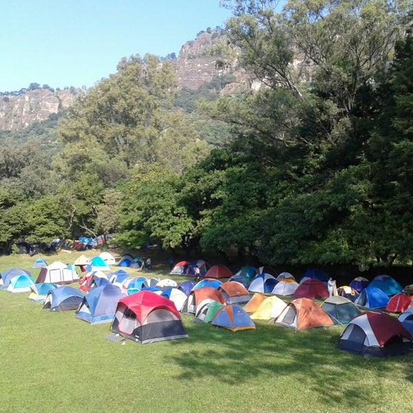 Foto tirada no(a) Campo Escuela Scout Meztitla por Gabo G. em 11/16/2014