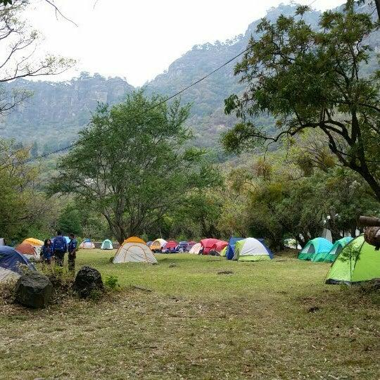 Foto tirada no(a) Campo Escuela Scout Meztitla por Gabo G. em 1/31/2016