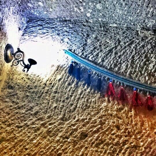 4/23/2016 tarihinde Ufuk A.ziyaretçi tarafından Sos Cave Hotel'de çekilen fotoğraf