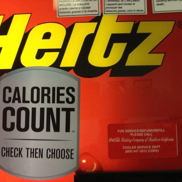 Hertz Santa Monica Car Rental