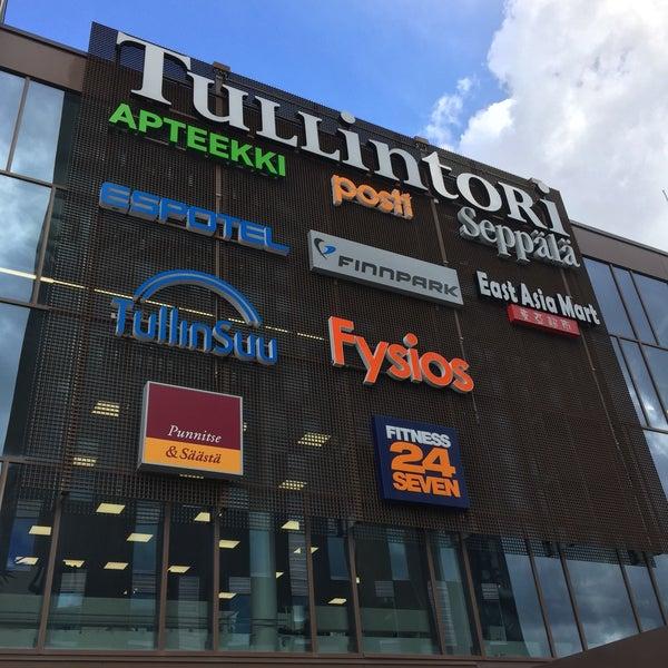 Photo taken at Tullintori by Jan O. on 7/17/2017