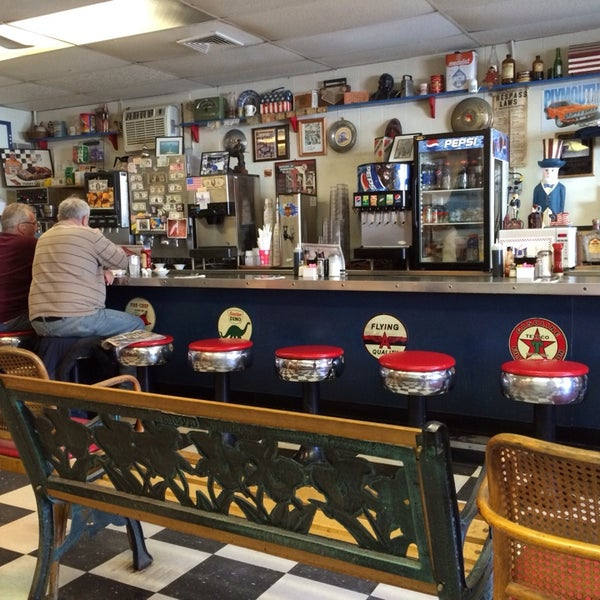 All American Diner Plymouth Ma