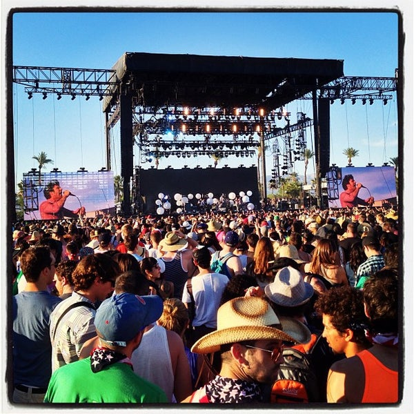 Photo taken at Coachella Valley Music and Arts Festival by J. Sperling R. on 4/20/2013